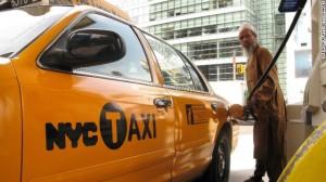 Taxi vàng New York đứng vị trí thứ 2 với tỷ lệ bình chọn
