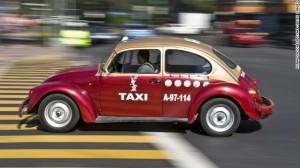 Taxi mexico