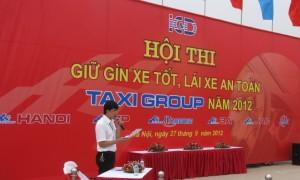 """Taxi Group tổ chức hội thi """"Giữ gìn xe tốt – lái xe an toàn"""""""