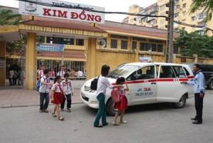 Dịch vụ taxi học đường giá rẻ – Taxi Group
