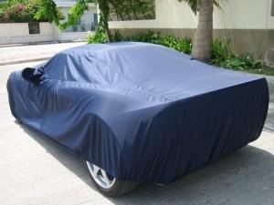 Bảo vệ xe trong mùa nắng nóng 2