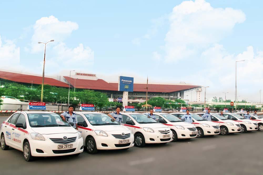 Dịch vụ taxi tháng giá rẻ tại Hà Nội – Taxi Group