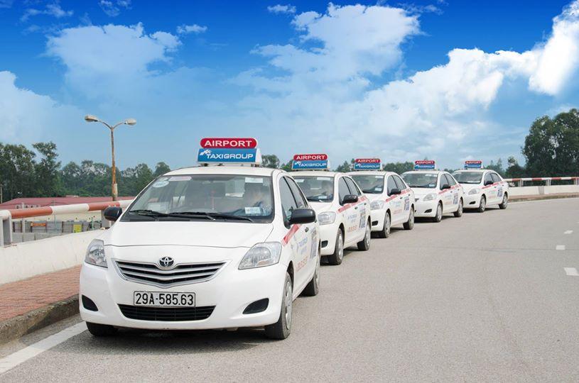 Hệ thống sảnh và Khách hàng của Taxi Group