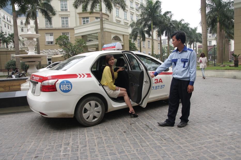 Giá cước Taxi Group áp dụng từ 25/11/2014