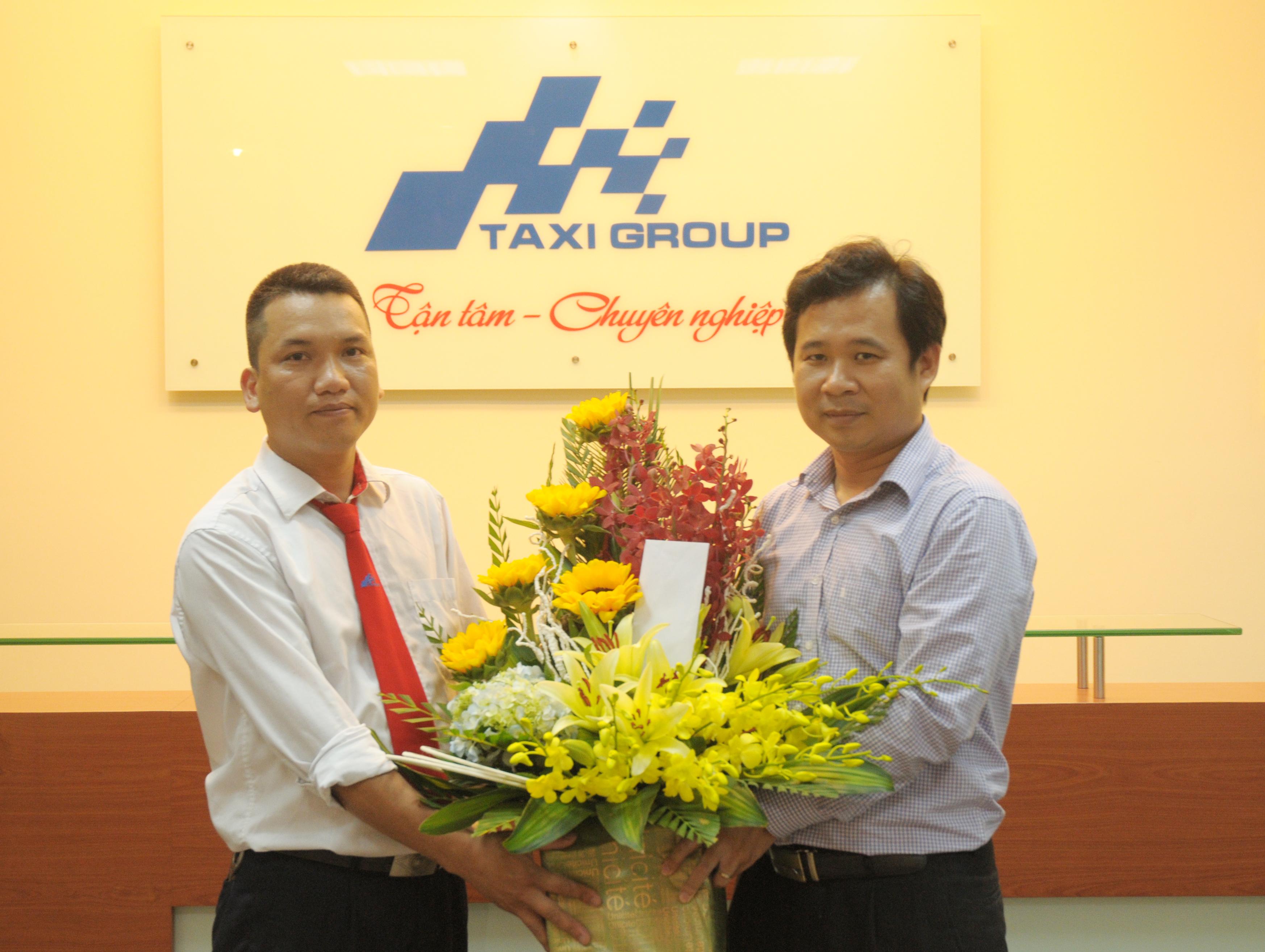 Ấm lòng người lái xe Taxi Group tận tâm giúp đỡ người tai nạn