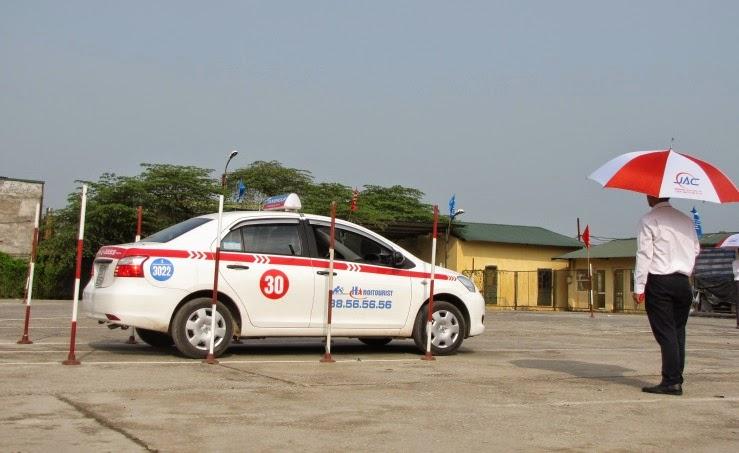 Chương trình đào tạo lái xe Taxi Group