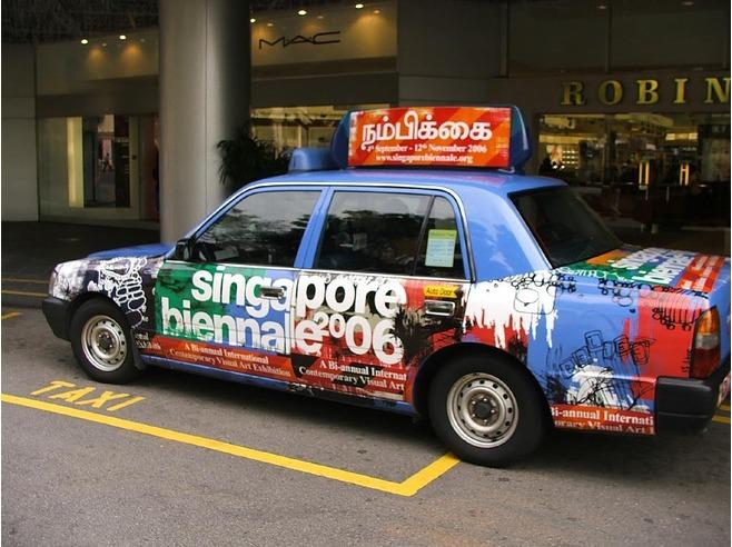 """Phạt 6 tháng tù đối với lái xe taxi """"chui"""" tại Singapore"""
